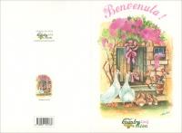 Countrycard - Moon Benvenuta!