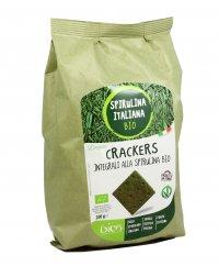 Crackers Integrali alla Spirulina Bio