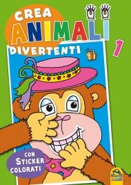 Crea Animali Divertenti - Vol. 1
