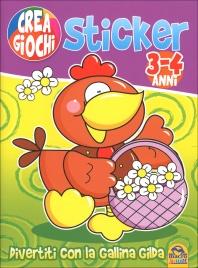 Ricrea Giochi Sticker 3-4 Anni