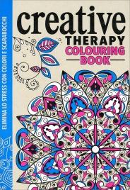 Creative Therapy Colouring Book
