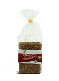 Crispbread Integrali al Farro con Quinoa e Amaranto Bio