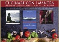 Cucinare con i Mantra - Box 3 CD + Libro