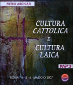 Cultura Cattolica e Cultura Laica - Mp3