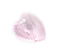 Swarovski Cristallo Cuore Piccolo Rosa