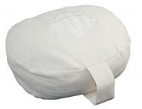 Cuscino Ovale in Pula di Grano...