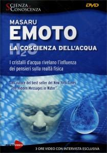 LA COSCIENZA DELL'ACQUA I cristalli d'acqua rivelano l'influenza dei pensieri sulla realtà fisica di Masaru Emoto