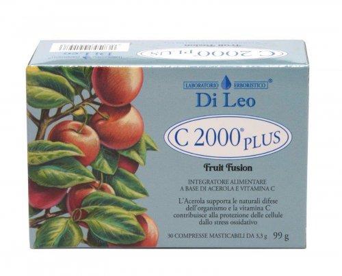 C 2000 Plus - Fruit Fusion