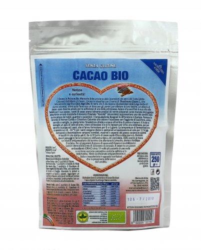 Cacao Bio in Polvere Senza Glutine