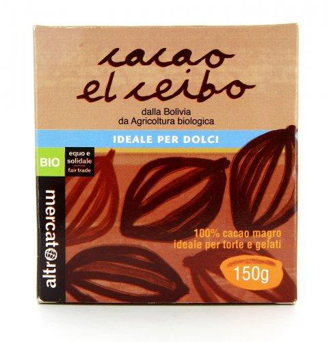Cacao Magro El Ceibo in Polvere