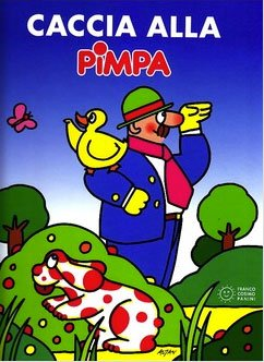 Caccia alla Pimpa