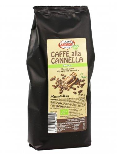 Caffè alla Cannella Macinato Bio