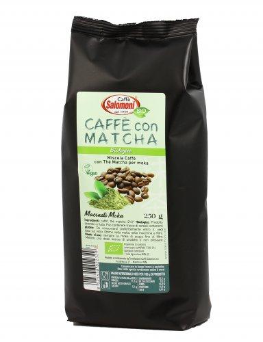 Caffè con Tè Matcha