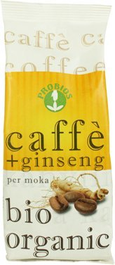 Caffè + Ginseng Bio Organic