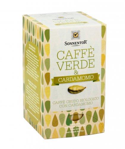 Caffè Verde e Cardamomo - Infuso Biologico