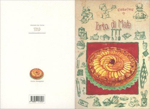 Cakecard - Torta di Mele