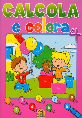 Calcola e Colora - 4