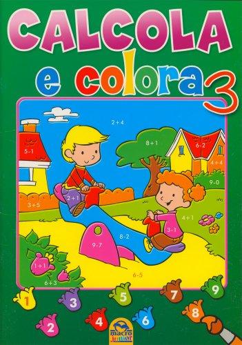 Calcola e Colora - 3
