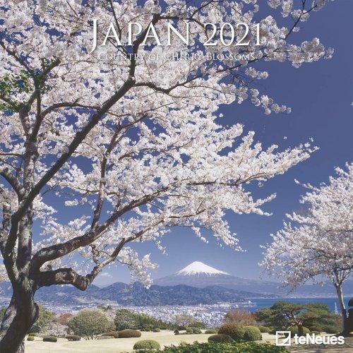 Calendario Japan 2020