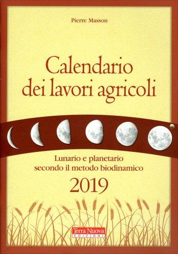 Calendario dei Lavori Agricoli 2019