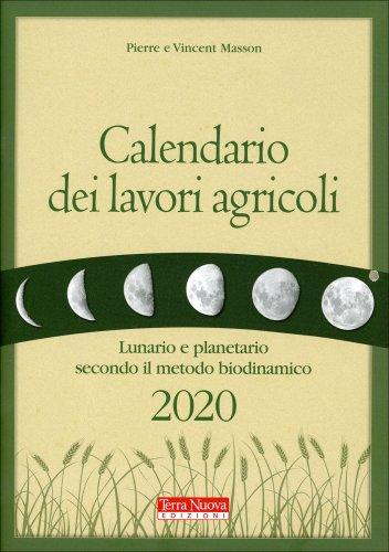 Calendario dei Lavori Agricoli 2020