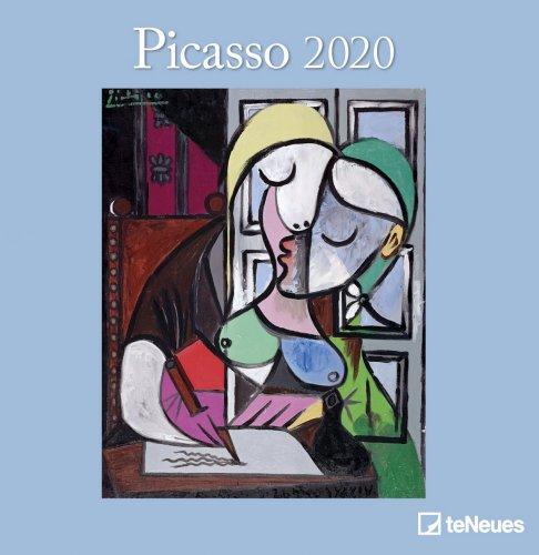 Calendario Picasso 2018