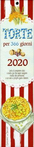 Calendario 2020 - Torte per 365 Giorni - Formato Piccolo