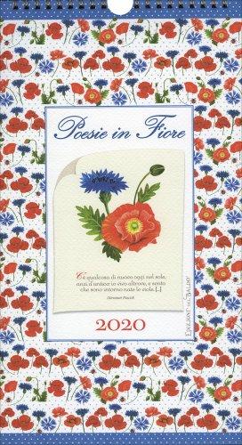Calendario 2020 - Poesie in Fiore