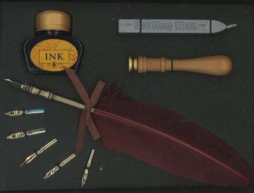 Calligraphic Ritual Set - Nero
