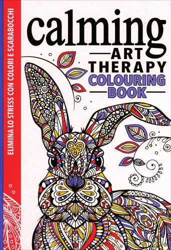 Calming Therapy - Colouring Book
