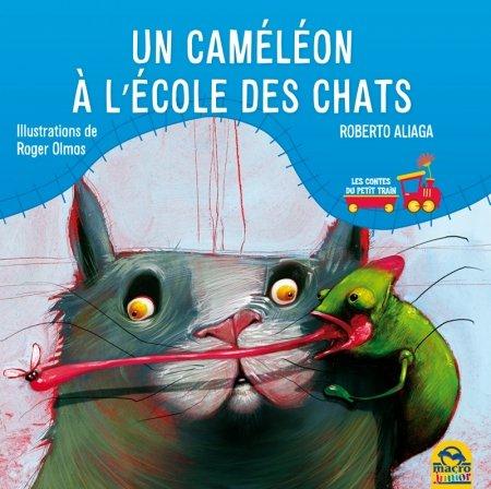 Un Caméléon à l'école des Chats