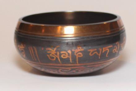Campana Tibetana - Itching Singing Bowl