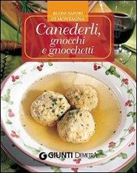 Canederli, Gnocchi e Gnocchetti (eBook)