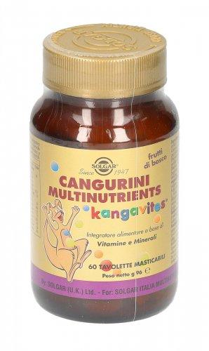 Cangurini Multinutrients