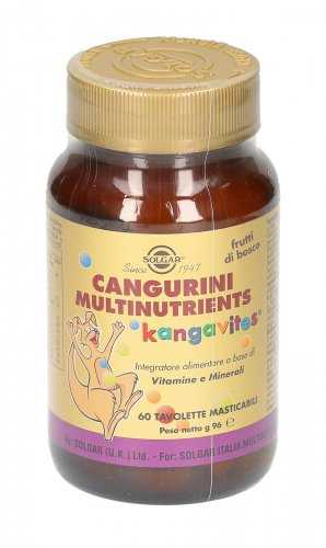 Cangurini Multinutrients