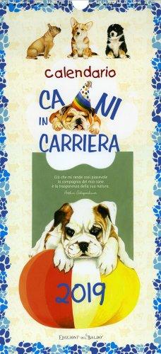 Calendario 2019 - Cani in Carriera