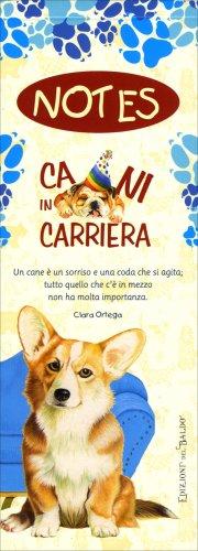 Blocco Note Piccolo - Cani in Carriera