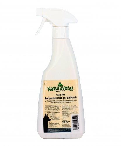 Canis Plus Spray Antiparassitario per Ambienti