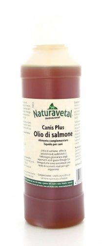 Olio di Salmone - Canis Plus Lachsol