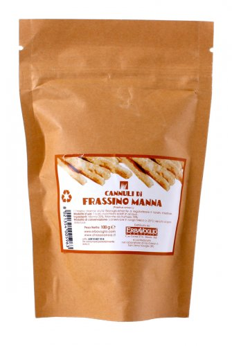 Cannuli di Frassino Manna - 100 g