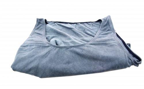 Canotta Fit - Colore Jeans
