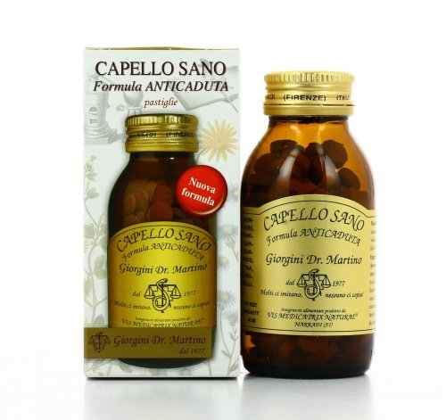 Capello Sano Formula Anticaduta - Pastiglie