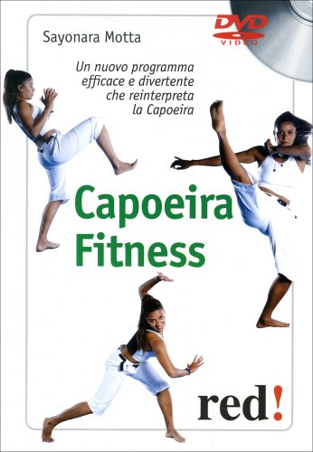 Capoeira Fitness (Video Corso in DVD)