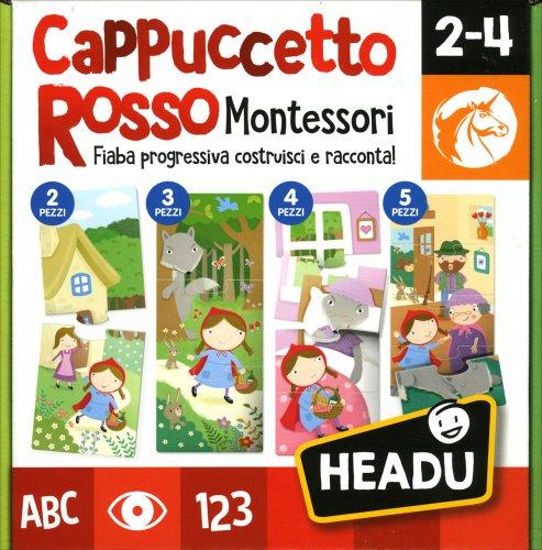 Cappuccetto Rosso Montessori