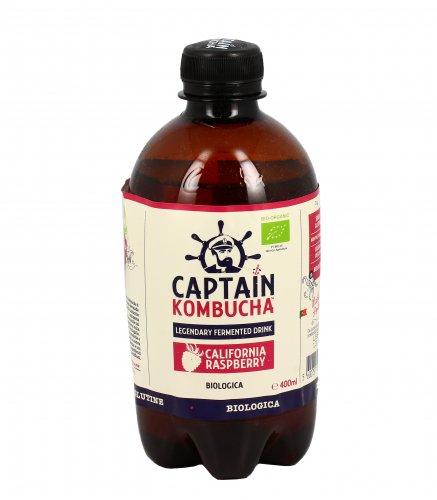 Captain Kombucha - California Raspberry