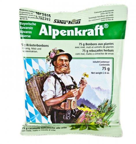 Caramelle Balsamiche alle Erbe Alpenkraft