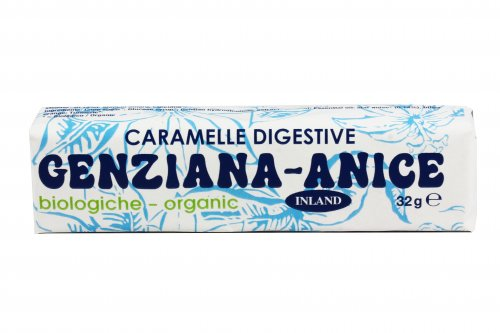 Caramelle Digestive Bio - Genziana e Anice
