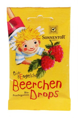 Caramelle Gommose alla Frutta Biologiche - Beerchen Drops