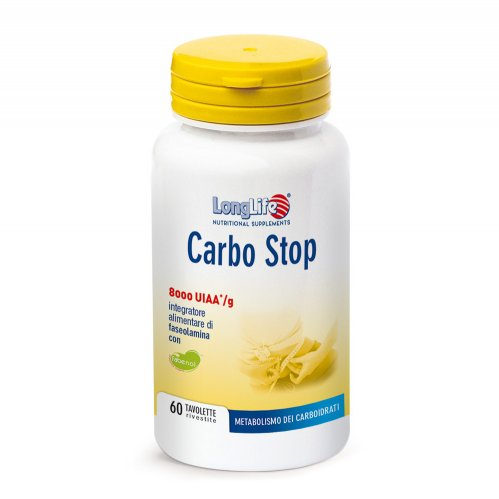 Integratore Naturale - Carbo Stop