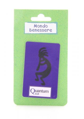 Card Quantum Lui - Mondo Benessere